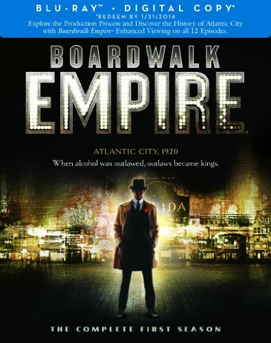 Boardwalk Empire Season 1 Blu Ray Nr Ws