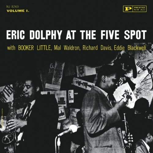 Eric Dolphy Vol. 1 At The Five Spot