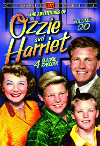 Adventures Of Ozzie & Harriet Adventures Of Ozzie & Harriet DVD R Bw Nr