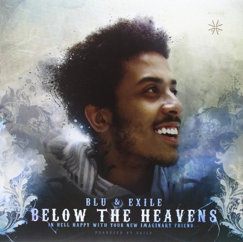 Blu & Exile Below The Heavens 2 Lp Incl. 7 Inch