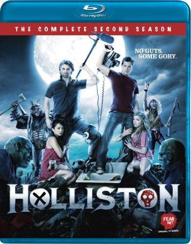 Holliston Season 2 Blu Ray Nr