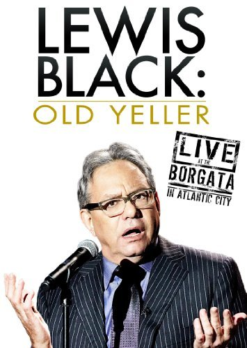 Lewis Black Old Yeller Live At The Borgata DVD Nr Ws