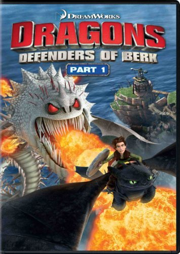 Dragons Defenders Of Berk Part 1 DVD Nr Ws