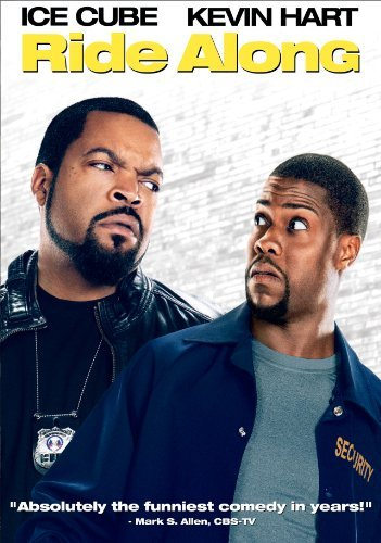 Ride Along Ice Cube Hart DVD Pg13 Ws