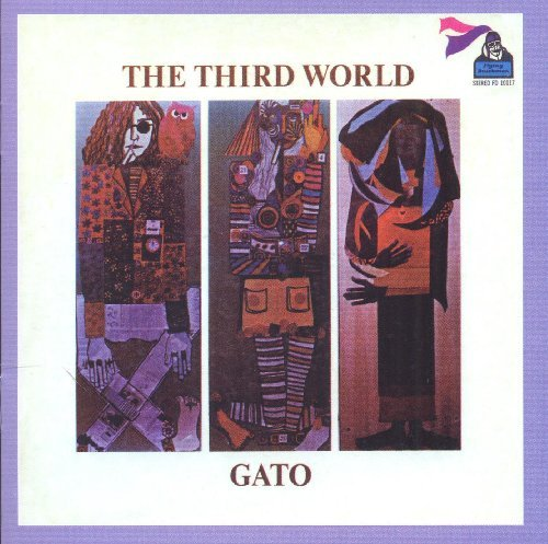 Gato Barbieri Third World Import Gbr