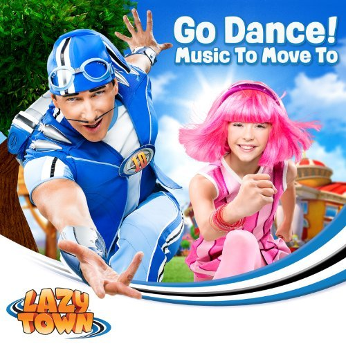 Lazy Town Go Dance