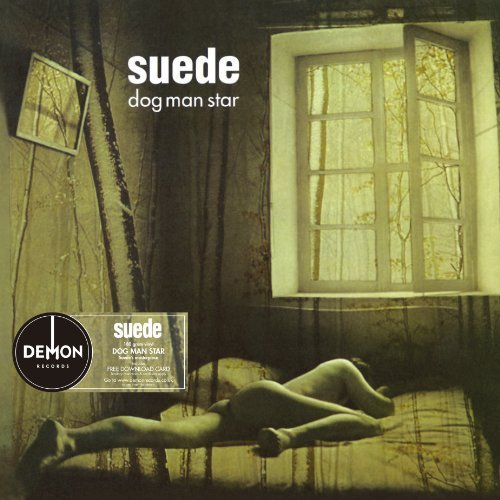 Suede Dog Man Star Import Gbr 2 Lp