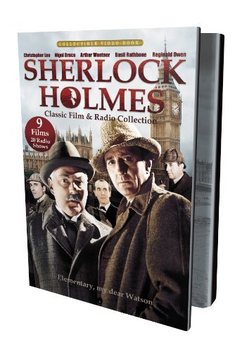 Sherlock Holmes Classic Film & Radio Collection DVD Nr