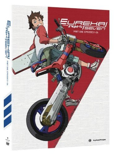 Eureka Seven Part 1 DVD Tv14