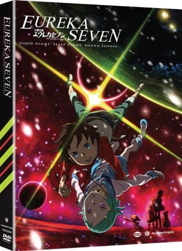 Eureka Seven The Movie Eureka Seven The Movie DVD Tv14