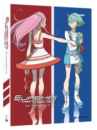 Eureka Seven Part 2 DVD Tv14