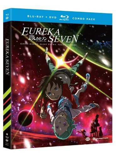 Eureka Seven The Movie Eureka Seven The Movie Blu Ray DVD Tv14