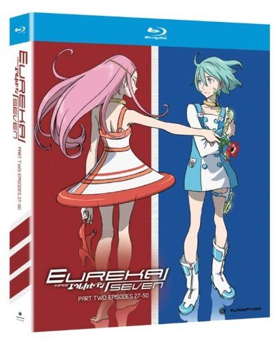 Eureka Seven Part 2 Blu Ray Tv14