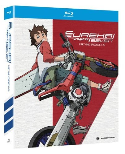 Eureka Seven Part 1 Blu Ray Alt Version Tv14