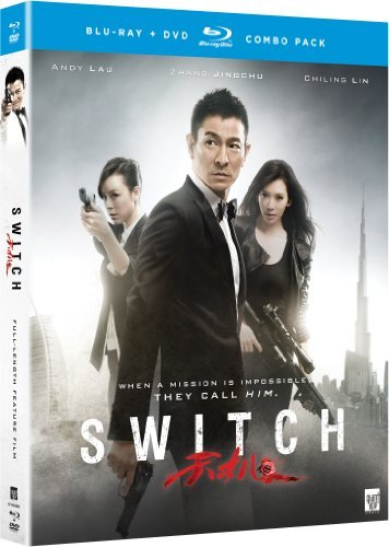 Switch Live Action Movie Switch Live Action Movie Blu Ray Ws Tvma DVD