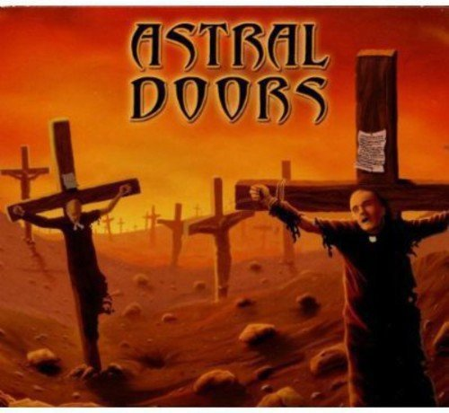 Astral Doors Of The Son & The Father