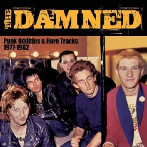 Damned Punk Oddities & Rare Track 197