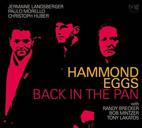 Hammond Eggs Back In The Pan