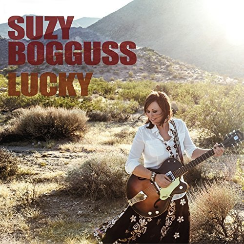 Suzy Bogguss Lucky Import Gbr