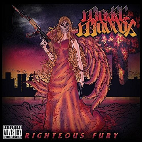 Matt Maddox Righteous Fury Explicit Version