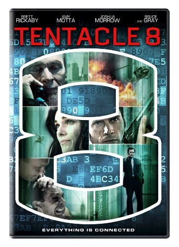 Tentacle 8 Ricaby Motta Morrow Gray DVD