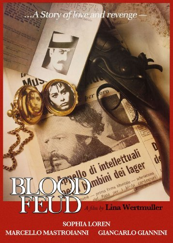 Blood Feud Loren Mastroianni DVD