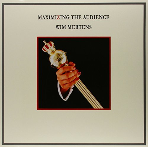 Wim Mertens Maximinzing The Audience Import Eu 2 Lp