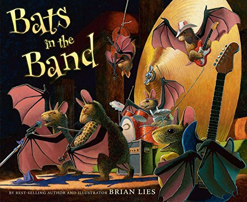 Brian Lies Bats In The Band