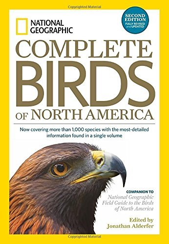 Jonathan Alderfer National Geographic Complete Birds Of North Americ 0002 Edition;revised Update