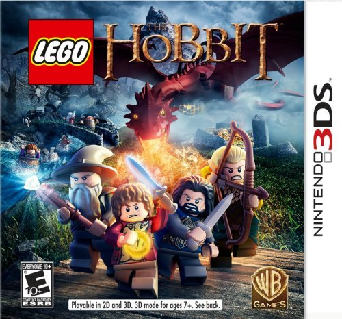 Nintendo 3ds Lego The Hobbit Warner Home Video Games E10+
