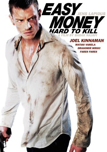 Easy Money Hard To Kill Kinnaman Varela Mrsic DVD Tk