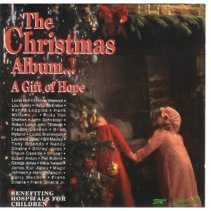 The Christmas Album A Gift Of Hope