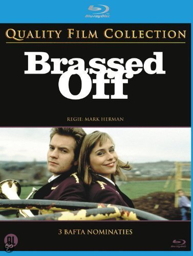 Brassed Off! (1996) [ Blu Ray Reg.A B C Import Blu Ray