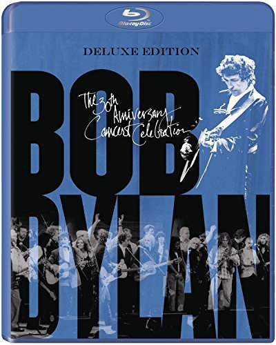 Bob Dylan 30th Anniversary Concert Celeb Blu Ray Deluxe Ed.