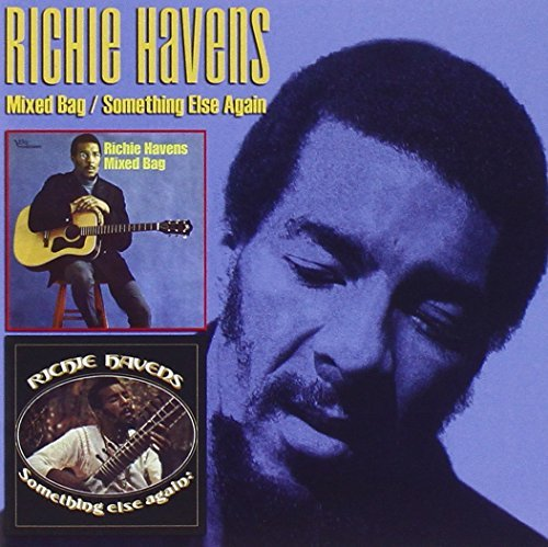 Richie Havens Mixed Bag Something Else Again 2 For 1