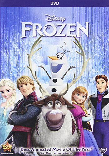 Frozen Disney DVD G