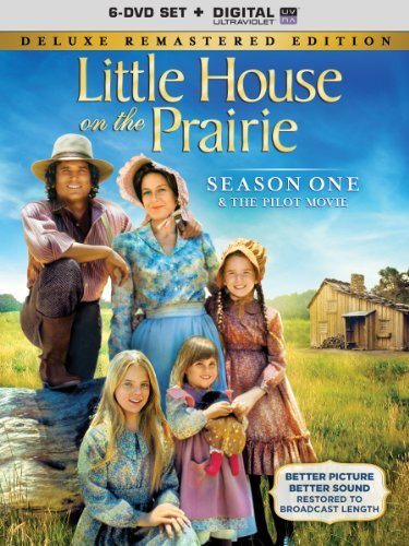 Little House On The Prairie Season 1 DVD Uv G