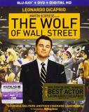 Wolf Of Wall Street Dicaprio Hill Mcconaughey Blu Ray DVD R Ws