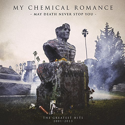 My Chemical Romance May Death Never Stop You (explicit) CD DVD Deluxe Edition Explicit Version