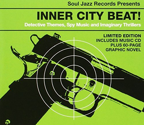 Soul Jazz Records Presents Inner City Beat Incl. Book