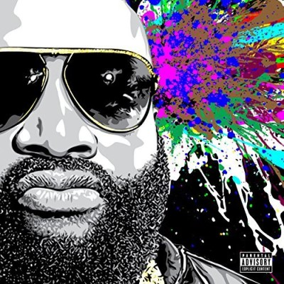 Rick Ross Mastermind Explicit Version Incl. DVD