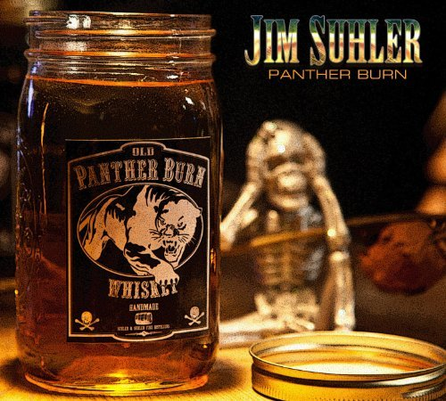 Jim Suhler Panther Burn