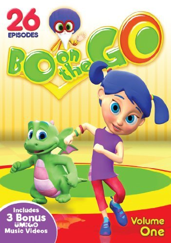 Bo On The Go Volume 1 DVD Nr