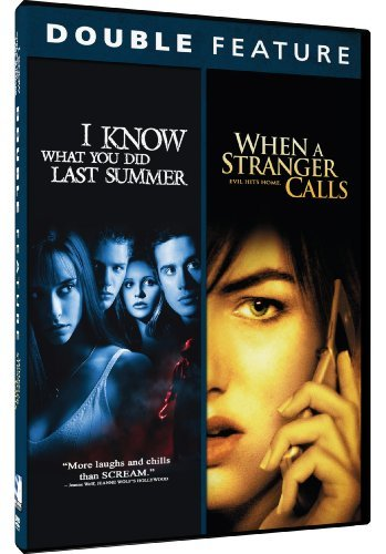I Know What You Did Last Summer When A Stranger Calls Double Feature DVD R Ws