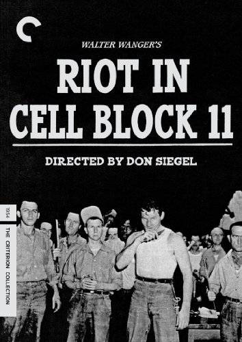 Riot In Cell Block 11 Brane Meyer Faylen DVD Nr Criterion Collection