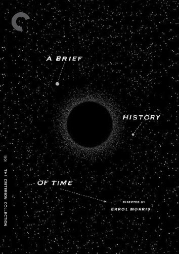 Brief History Of Time Stephen Hawking DVD G Ws Criterion Collection