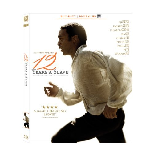 12 Years A Slave Ejiofor Williams Fassbender Blu Ray R