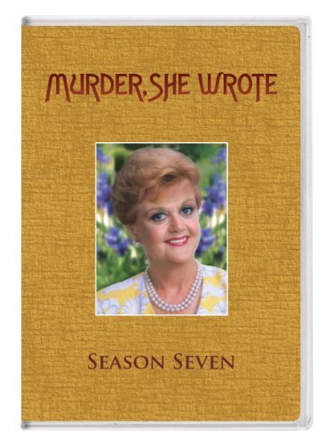 Murder She Wrote Season 7 DVD Nr