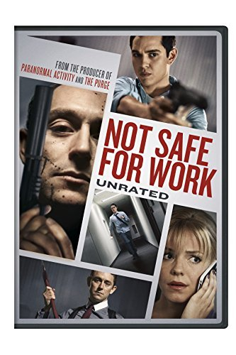 Not Safe For Work Miller Field DVD Nr Ws