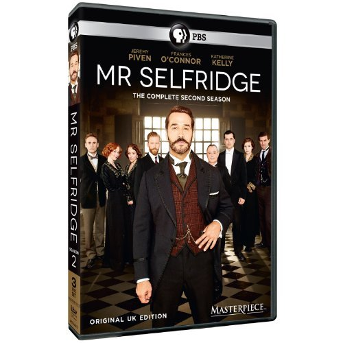 Mr. Selfridge Season 2 DVD Nr